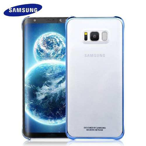 Case Funda Protector Clear Cover Samsung Galaxy S8 S8+