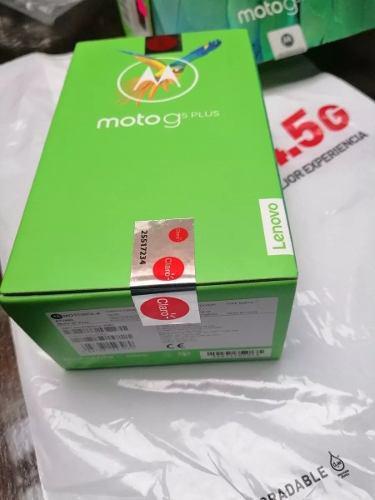 Motorola G5 Plus 32gb Nuevo Sellado/celular Liberado