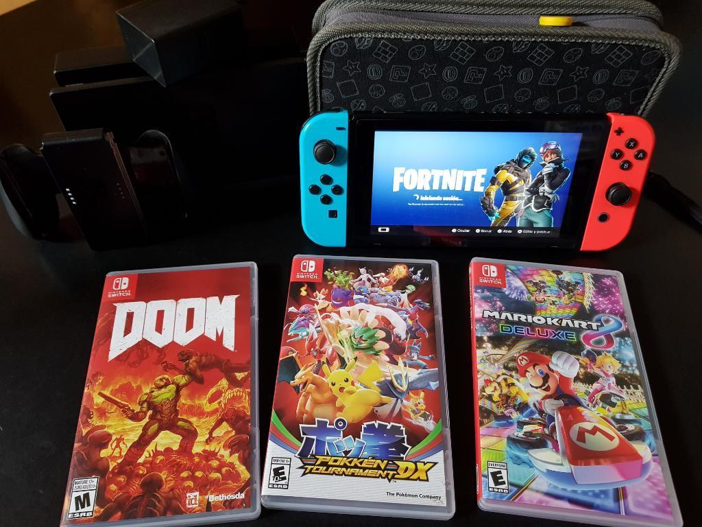 Nintendo Switch 8 de 10