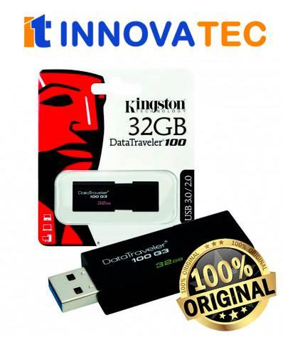 OFERTA MEMORIAS KINGSTON USB 32GB/ POR MAYOR Y MENOR /