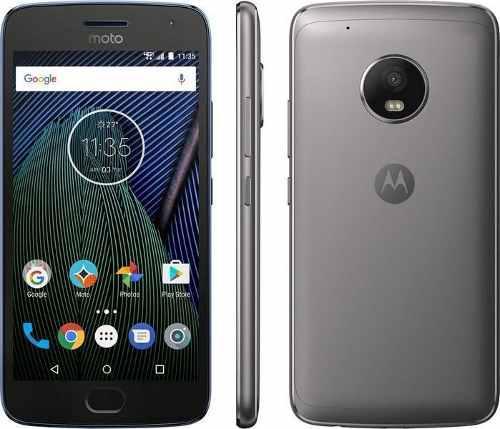 Smartphone Motorola G5 Plus, 5.2 1080x1920, Nuevo