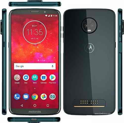 Smartphone Motorola Moto Z3 Play 64 Gb - Nuevo!!