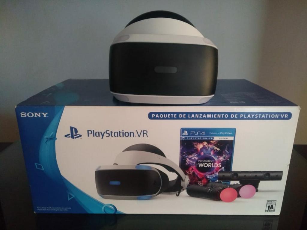 Vendo Vr Realidad Virtual Nuevo