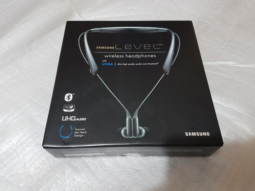 Audifonos Bluetooth Samsung Level U Pro Original Nuevo Sin