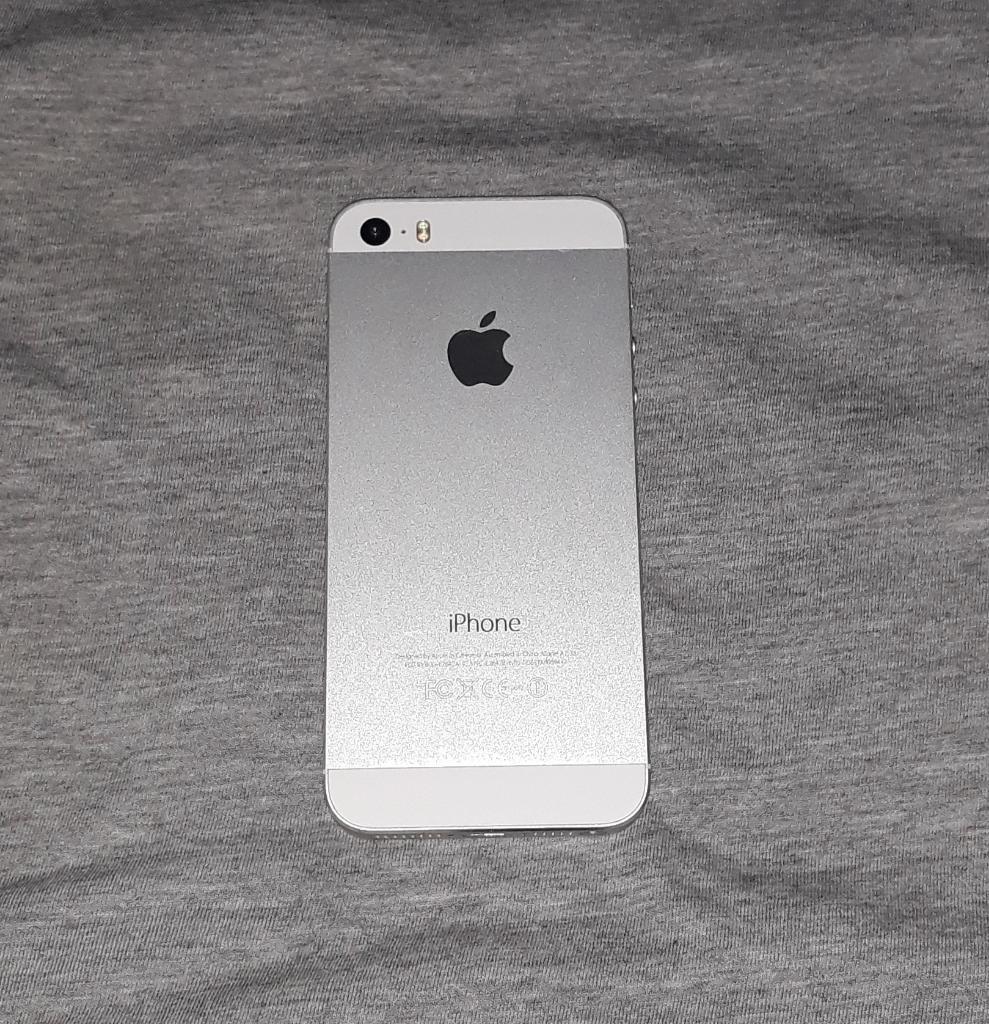 Vendo Carcasa iPhone 5s Solo Carcasa