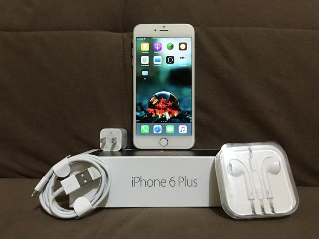 iPhone 6 Plus 16 Gb Libre