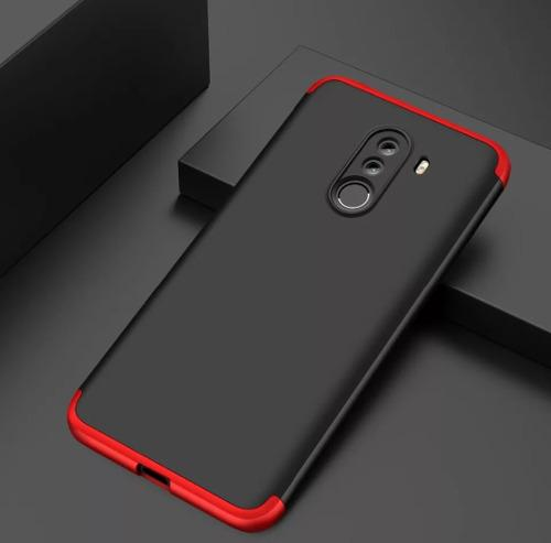 Carcasa, Case, Funda Protectora 360° Xiaomi Pocophone F1