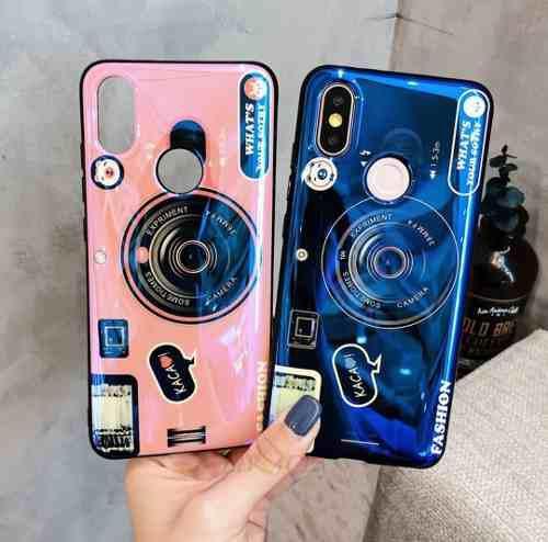 Carcasa, Case, Funda Protectora Popsocket Xiaomi Mi 8