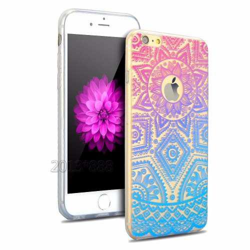 Carcasa Super Slim Para Iphone 6 (Ultra Delgado Y Flexible)