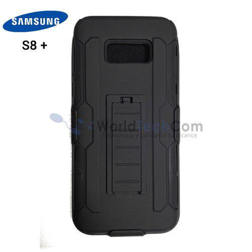 Case Armor Samsung S8 Carcasa Funda Protector Parante Gancho