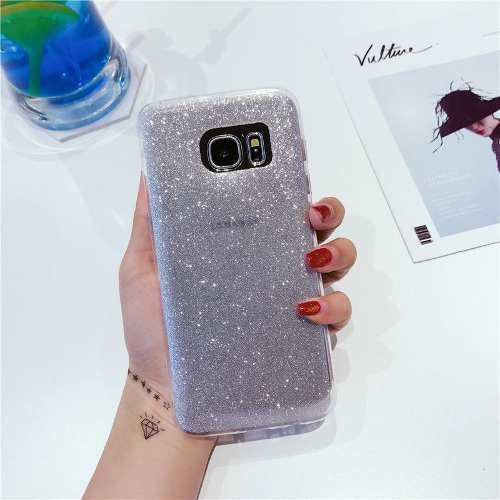 Case Carcasa Brillos Para Samsung Galaxy S8 Plus