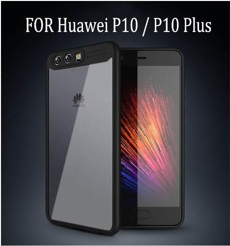 Case Carcasa Protector Ipaky Para Huawei P10 * Black Deluxe