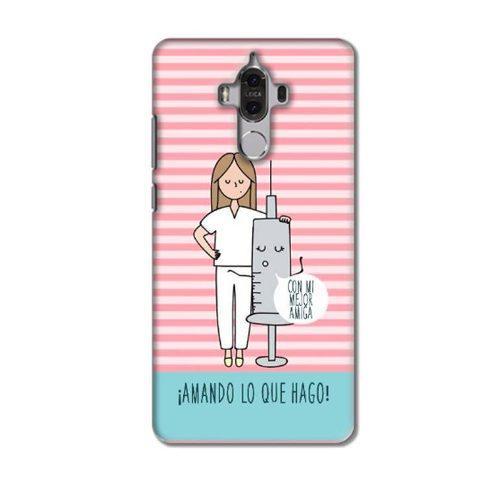 Case Enfermera Samsung J5 Prime Huawei P10 Lite Psmart Y Mas