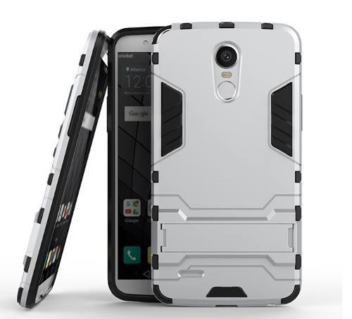 Case Funda Protector Carcasa Armor Ironman Lg Stylus 3