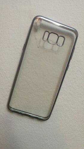 Case Samsung Galaxy S8 Plus Transparente Carcasa Funda