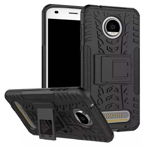 Funda Carcasa Case Doble Capa Parante Motorola Moto Z2 Play