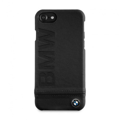 Iphone 6 6s 7 8 Case Funda Bmw De Cuero Genuino Original