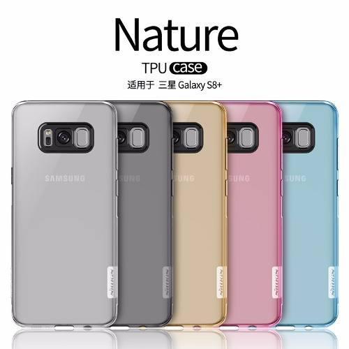 Protector Carcasa Case Nillkin Nature Para Samsung S8 Plus +