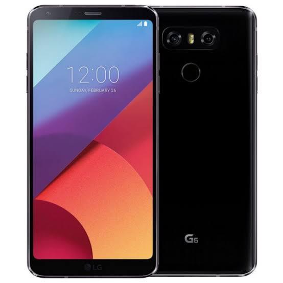 REMATO LG G6 32GB NUEVO SELLADO EN CAJA!!!!