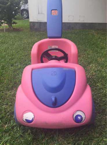 Carro De Paseo Para Niños Chicos
