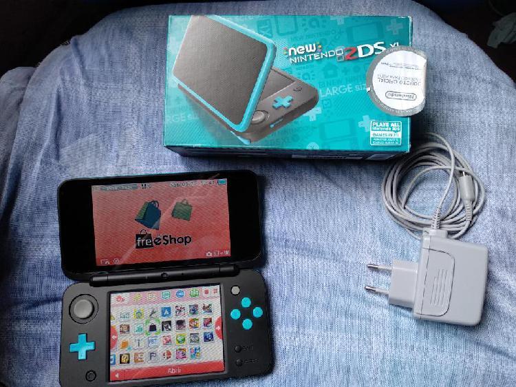 Consola Nintendo 2ds Xl Más de 10 Juegos