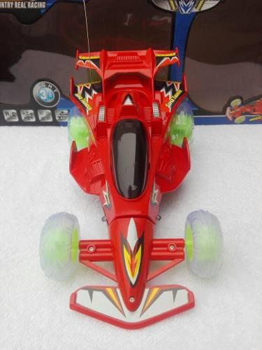 Juguete Carro De Carreras Formula 1 Control Remoto Loco