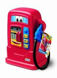 Little Tikes Cozy Estacion De Gasolina