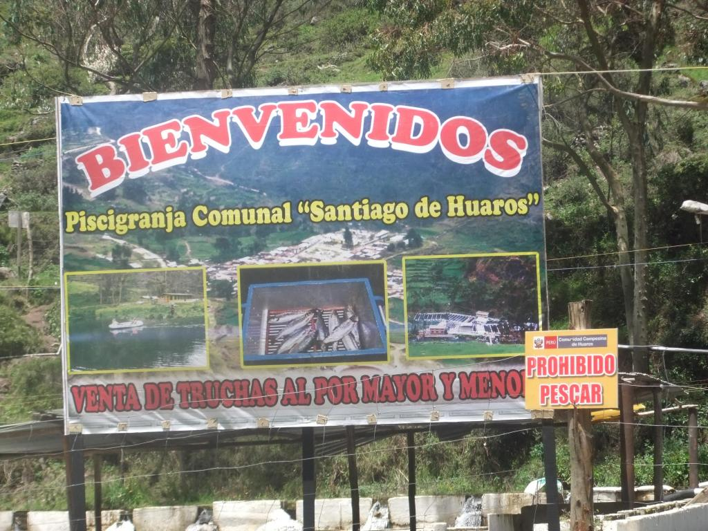 SE VENDE TRUCHA FRESCAS DE LA PISCIGRANJA HUAROS