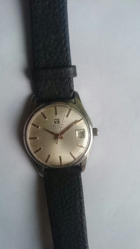 Reloj Tissot Visodate A Cuerda Antiguo