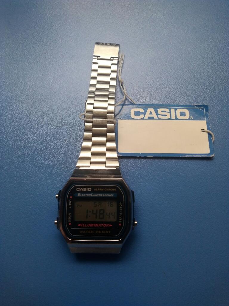 3454ce6a85cd Reloj casio a159w clasico vintage moda retro
