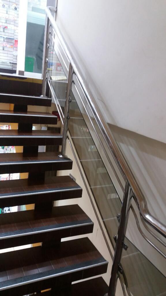 Barandas Pasamanos Escaleras de Acero I