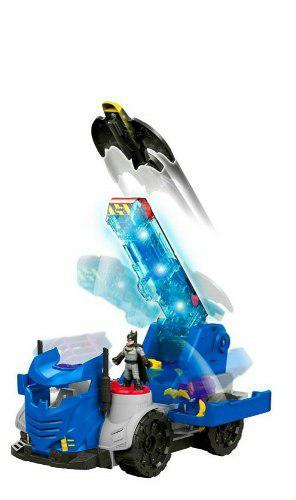 Batman Comando Movil A Control Remoto Nuevo 100% Original