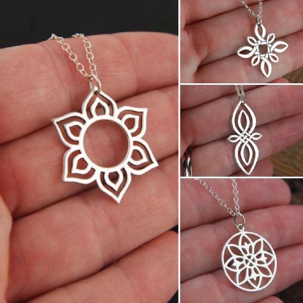 Collar de Plata 950 Artisan Artisanat péruvien bijoux