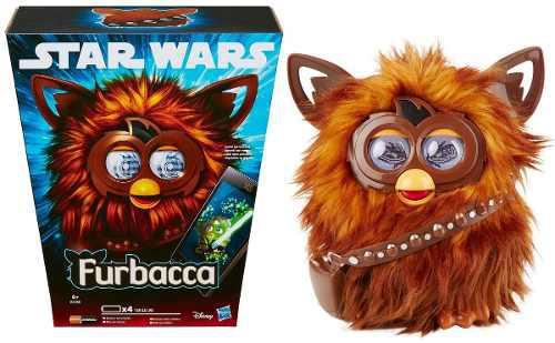 Furbacca El Furby Original Star Wars Chewbacca Interactivo