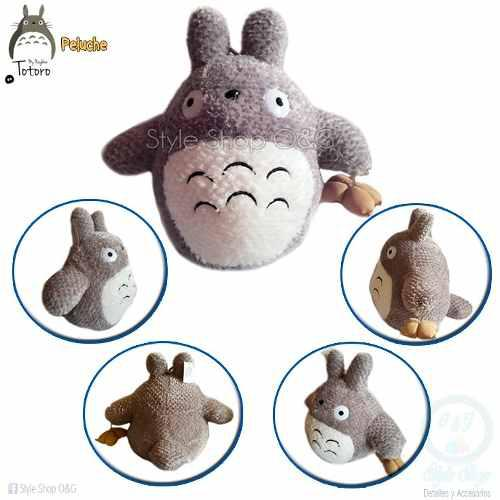 Kawaii Peluche Mi Amigo Totoro - Importado + Bolsa Regalo