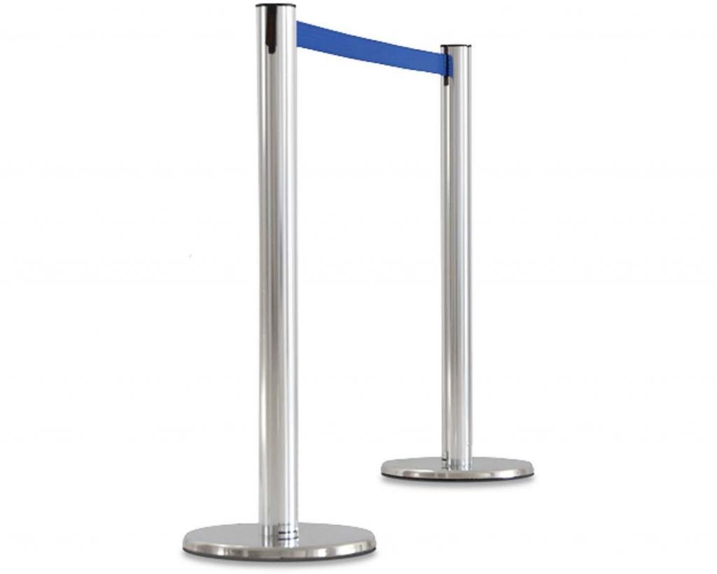 Ordenadores de fila postes separadores balaustres