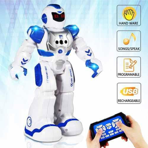 Robots Para Niños, Canta Y Baila, Detección De Gestos