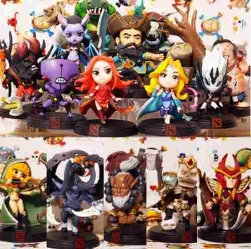 Super Oferta Muñecos Dota 2 Y Warcraft (arequipa) !!!