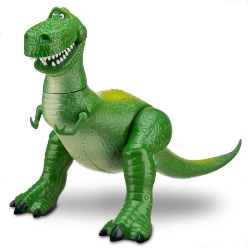 Toy Story Rex De Disney Usa Para Niños