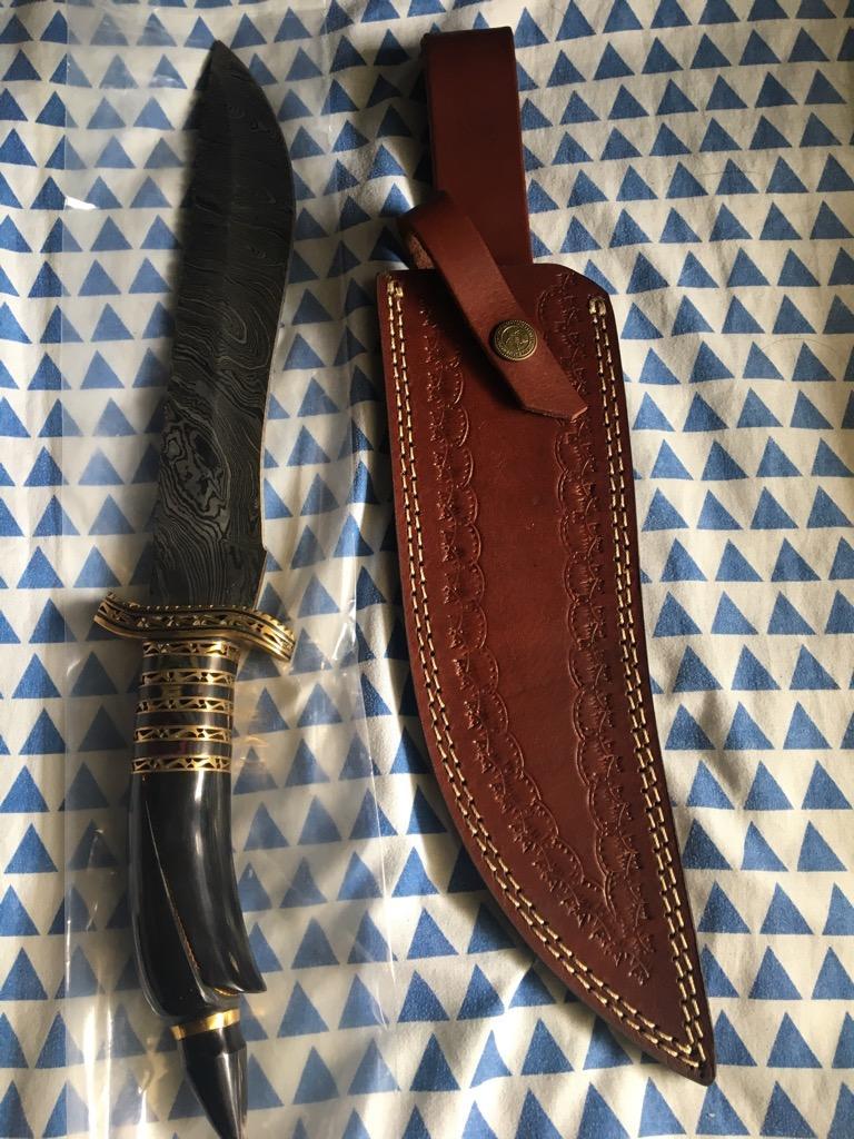 Cuchillos hechos a mano