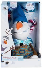 Muñeco Frozen Olaf De Disney Canta Y Se Mueve