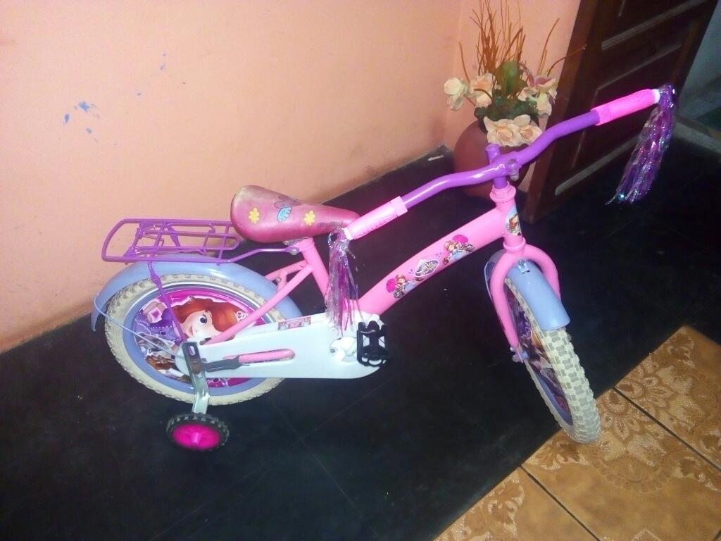 Venta de Bicicleta de Niña