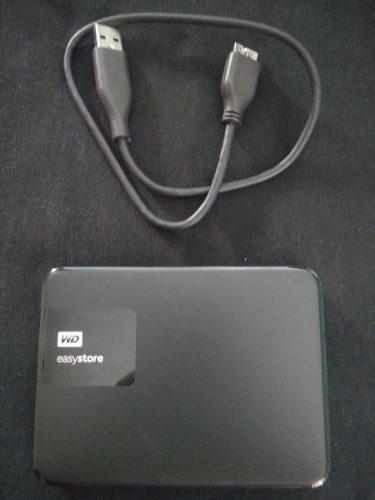 Wd Disco Duro Externo 2tb Western Digital Easy Store