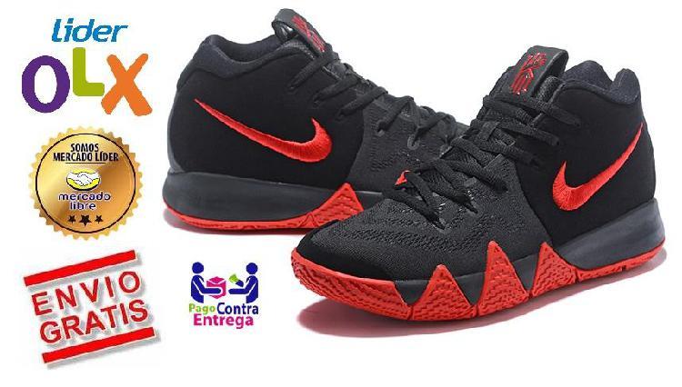 Zapatillas Nike Kyrie IV Espectaculares Sin Adelantos De