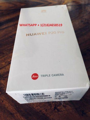 Huawei P20 Pro 128gb 6gb Ram Clt-l09 Blue /twilight Nuevo