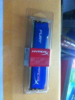 MEMORIA KINGSTON DDR3 8GB MHZ/MHZ PC NUEVAS SELLADAS