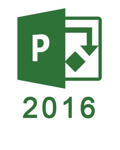 Microsoft Project 2016 Licencia Permanente + Video Tutorial