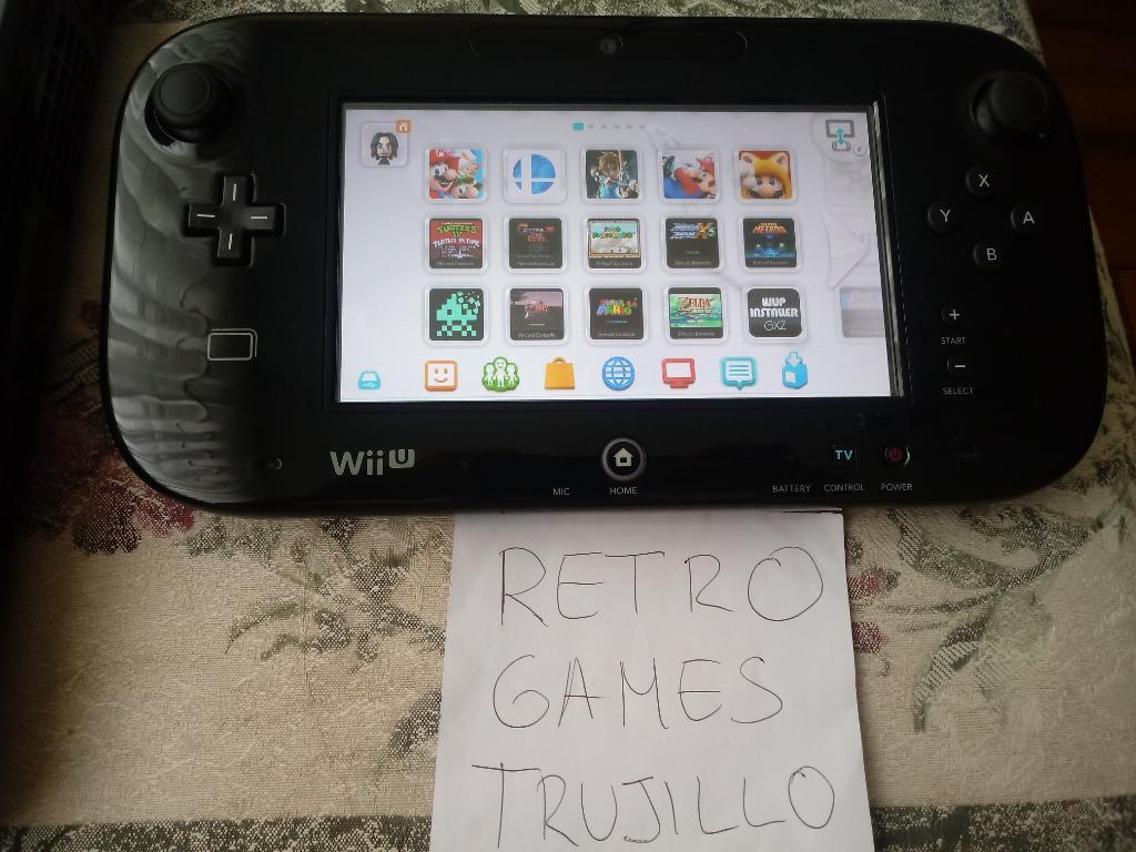 Nintendo Wii U Mas 19 Juegos