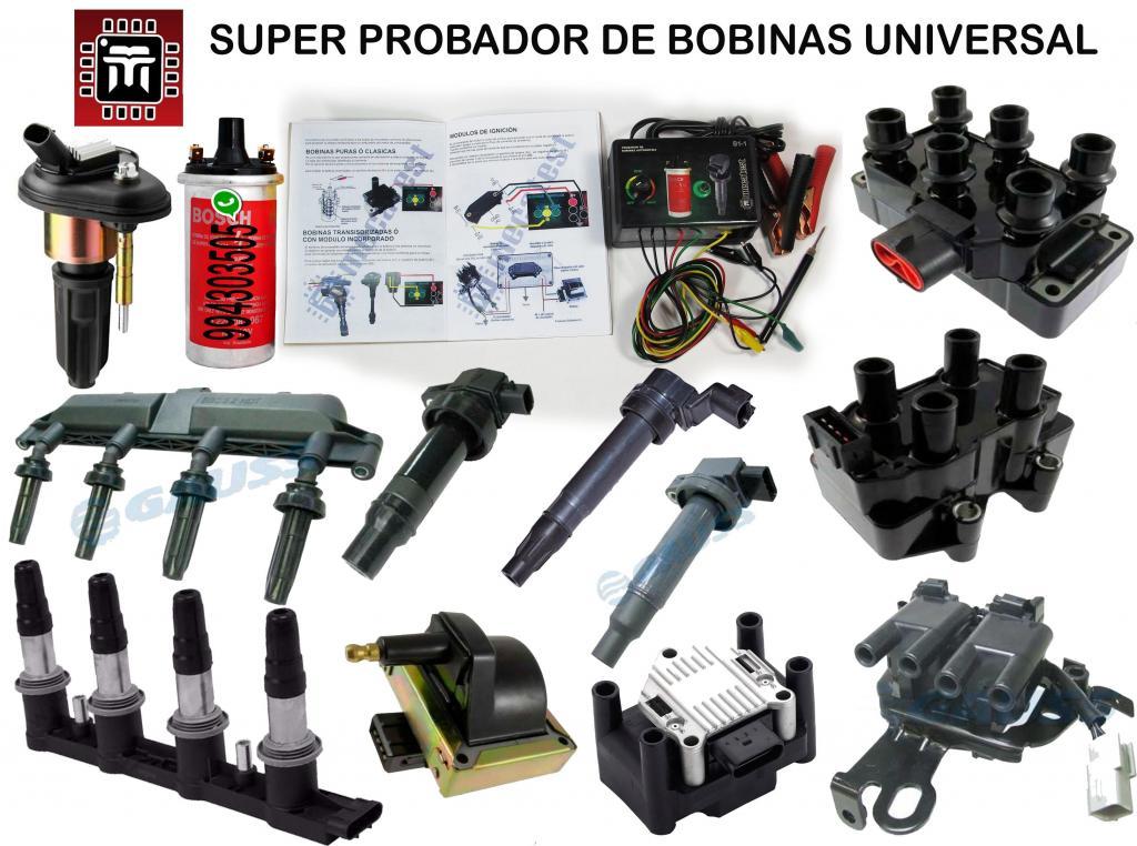 Probador de Bobinas Automotriz Universal
