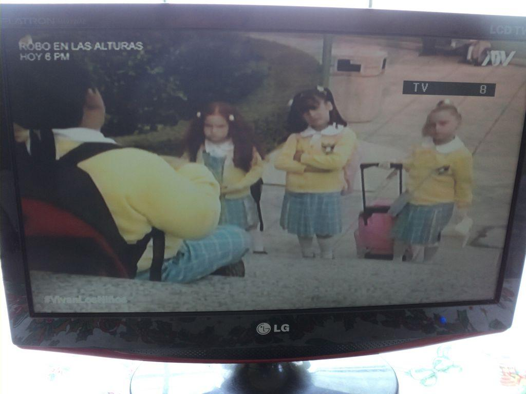 Vendo Televisor LG de 19 Pulgadas Excelente